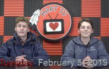 Hart TV, 2-5-19 | Frozen Yogurt Day