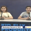 Miner Morning TV, 2-6-19