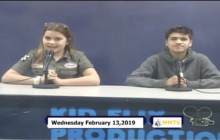 Miner Morning TV, 2-13-19