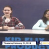 Miner Morning TV, 2-21-19