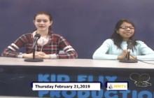 Miner Morning TV, 2-21-19