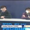 Miner Morning TV, 2-12-19