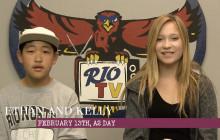 Rio TV, 2-13-19
