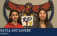 Rio TV, 2-26-19
