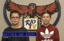 Rio TV, 2-28-19