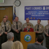 City Officials Thank SCV Sheriff's Station for Achieving Lowest Crime Rates
