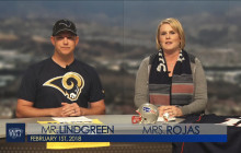 West Ranch TV, 2-1-19 | Super Bowl Edition