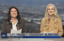 West Ranch TV, 2-20-19 | Career Technical