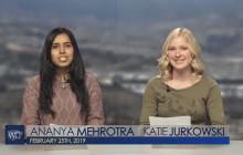 West Ranch TV, 2-25-19