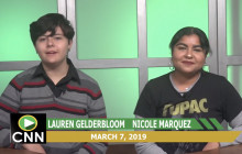 Canyon News Network, 3-7-19   Prom Expo 2019