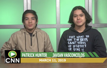 Canyon News Network, 3-11-19 | Daylight Savings Time