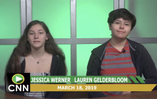 Canyon News Network, 3-18-19   Weather