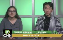 Canyon News Network, 3-21-19 | Club News