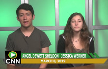 Canyon News Network, 3-8-19 | International Women's Day