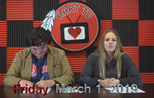 Hart TV, 3-1-19 | Doodle Day