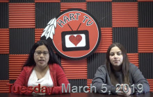 Hart TV, 3-5-19 | Editing Day