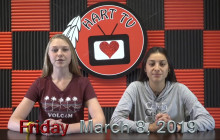 Hart TV, 3-8-19 | Special Effects Day