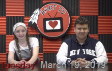 Hart TV, 3-19-19 | Tea for Two Day