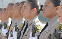 LASD Salute Past and Present of Women in Policing
