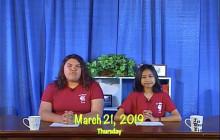 La Mesa Live, 3-21-19