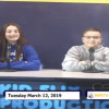 Miner Morning TV, 3-12-19
