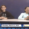 Miner Morning TV, 3-21-19