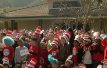 Fair Oaks Ranch Community School Celebrates Dr. Seuss Day with World Record Bid