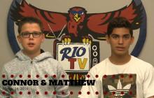 Rio TV, 3-28-19