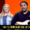Soundcheck at The MAIN