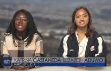 West Ranch TV, 3-5-19   Teacher Spotlight