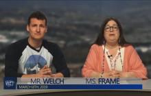 West Ranch TV, 3-8-19 | Faculty Follies