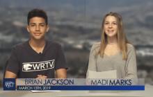 West Ranch TV, 3-13-19 | Teacher Spotlight