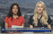 West Ranch TV, 3-19-19   Band Night