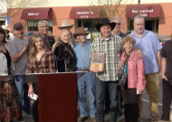 2019 Walk of Western Stars Unveiling