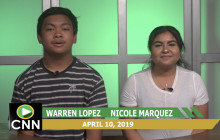Canyon News Network, 4-10-19 | 2019 Prom Court