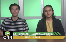 Canyon News Network, 4-11-19 | Day of Silence