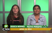 Canyon News Network, 4-12-19 | Prom Interviews