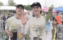 Santa Clarita Celebrates Annual Earth Arbor Day Festival