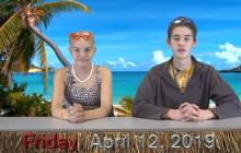 Hart TV, 4-12-19 | Life's a Beach Day