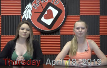 Hart TV, 4-18-19 | Straighten up & Fly Right Day