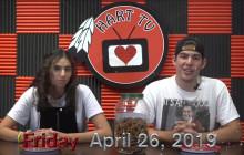 Hart TV, 4-26-19 | Pretzel Day