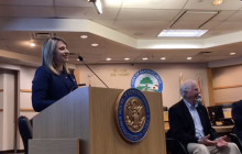 U.S. Congresswoman Katie Hill Holds Town Hall in Santa Clarita Covering Her First 100 Days