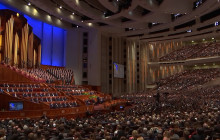 189th Annual General Conference: Sunday Morning Session