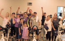 Local Man Fundraises for Leukemia and Lymphoma Society, Plans to Cycle 540 Miles