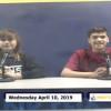 Miner Morning TV, 4-10-19