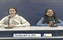 Miner Morning TV, 4-11-19