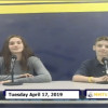 Miner Morning TV, 4-16-19
