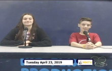 Miner Morning TV, 4-23-19