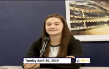 Miner Morning TV, 4-30-19