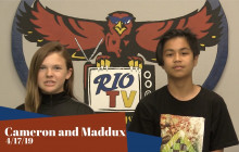 Rio TV, 4-17-19